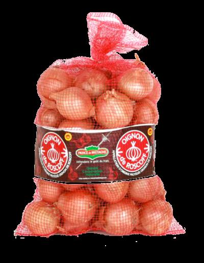 Oignon Rose de Roscoff legume primeur - Accueil